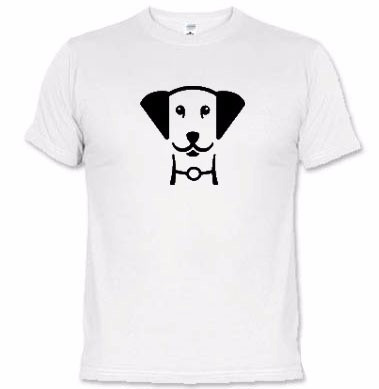 camisetas animais cachorro