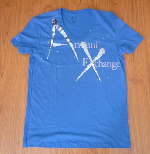 camisetas armani exchange 100 % originales sale