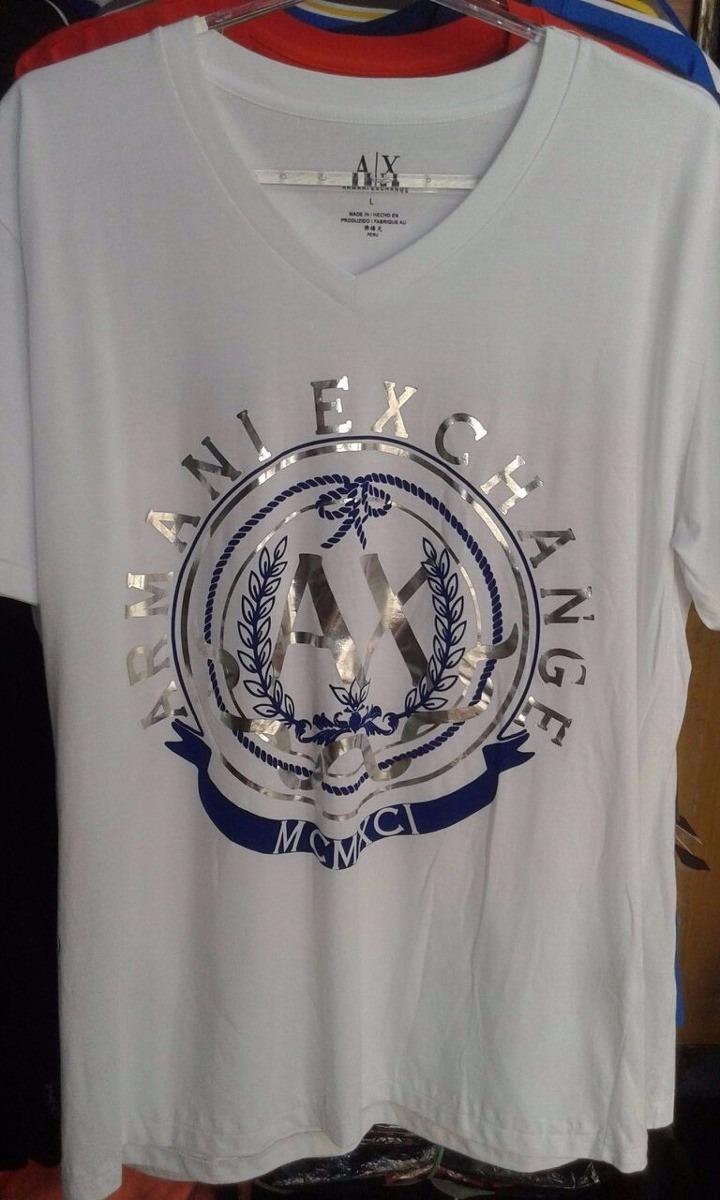 f31c7595cec camisetas armani exchange original atacado kit com 10 peças. Carregando zoom .