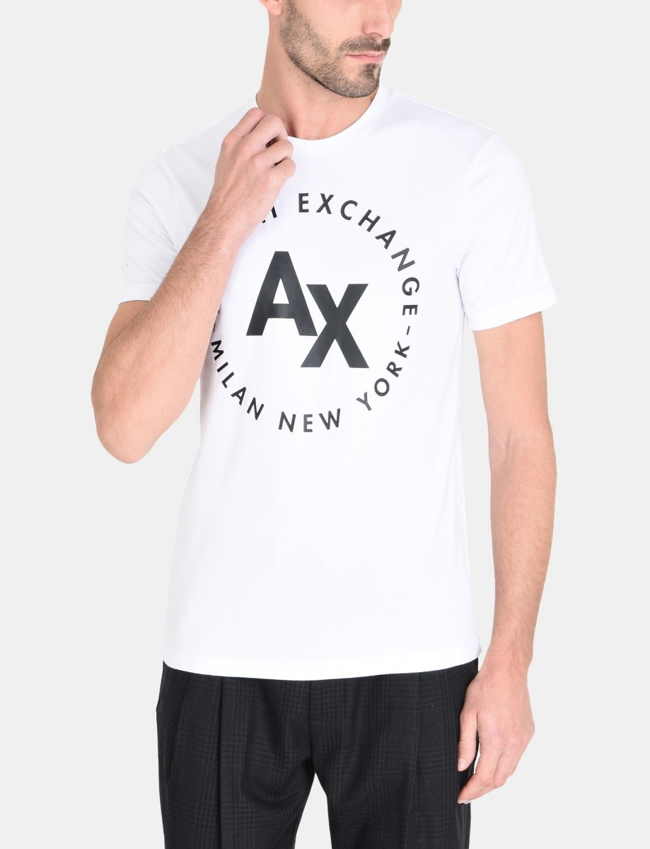 e194fc7b1a87b Camisetas Armani Exchange Original + Envio Gratis -   109.000 en ...