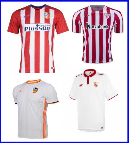 camisetas atletico madrid bilbao valencia sevilla. encargo.