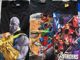 c1b17ad346d Camisetas De Los Avengers Para Mujer - Mercado Libre Ecuador