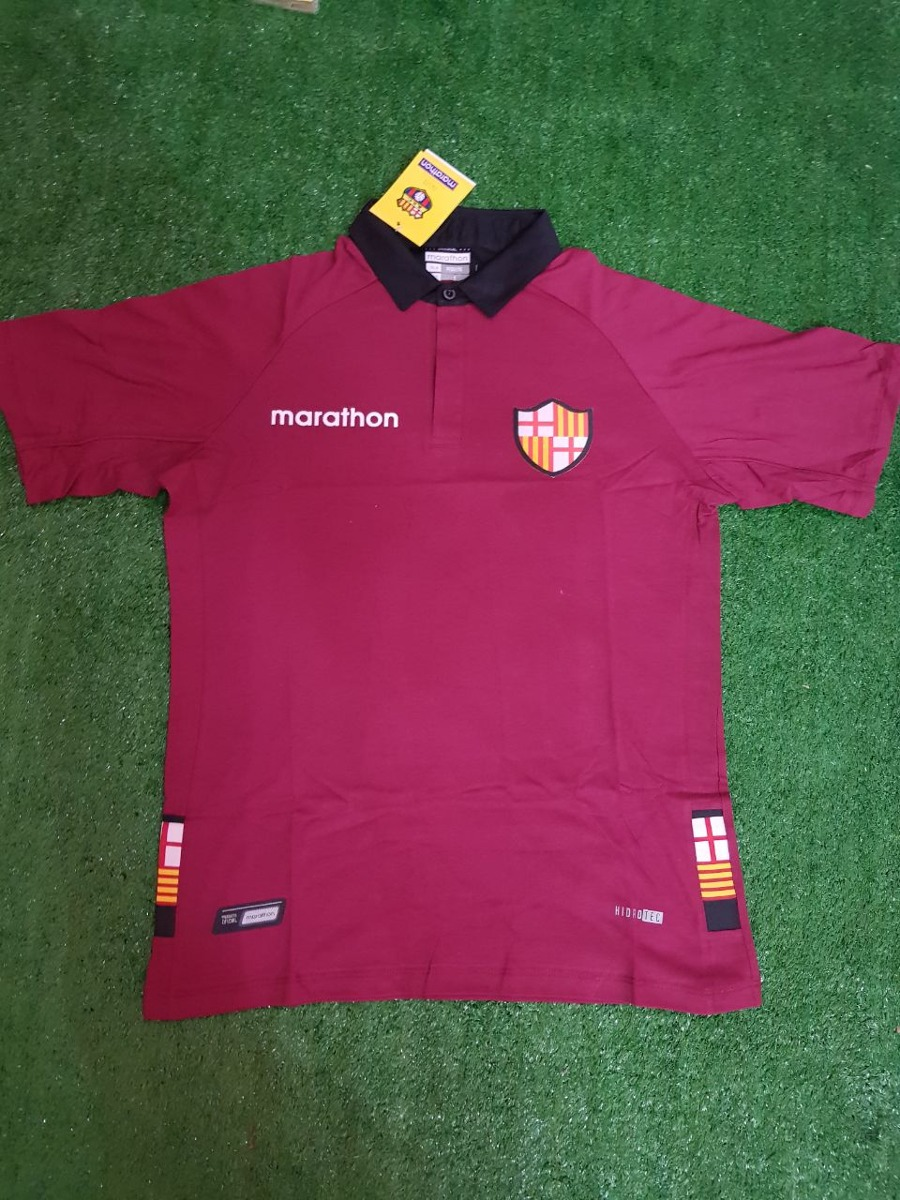 2ce9d20f30b92 Camisetas Barcelona Sc 2018 Titular Alterna Polos - U S 25