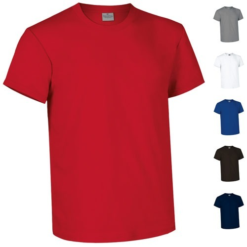7826f57996fe9 Camisetas Basicas Hombre Adulto Y Niño Unicolor Algodon -   18.900 ...