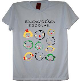 30b4daff24508 Camiseta Divertida Educacao Fisica Engracada Tamanho Xg - Camisetas ...