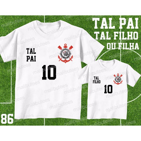 4bf8a7290e3ca Camiseta Tal Pai Tal Filho Times De Futebol - Camisetas Manga Curta ...