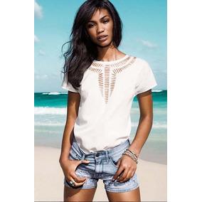 b50b37365c180 Blusa De Gaza Chiffon Musculosa Tamanho M - Blusas para Feminino em ...