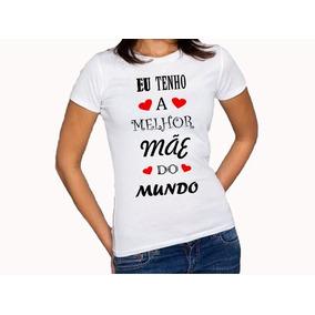 f8ae042cb49ff Camiseta Personalizada Vovo - Camisetas Manga Curta no Mercado Livre ...