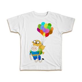 4ea230dd9 Camiseta Hora Aventura Tamanho Xg - Camisetas Manga Curta no Mercado ...