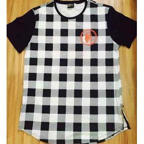 f0cc22f9bcc17 Camisa Camiseta Listrada Masculina Swag Hip Hop - Calçados