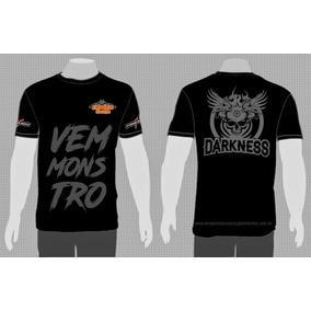805be2ec1 Camiseta Vem Monstro Leo Stronda - Feminina