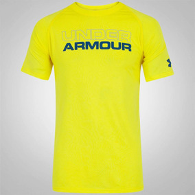 0ea09332b40 Camiseta Under Armour Wordmark Camisetas - Camisetas e Blusas no ...