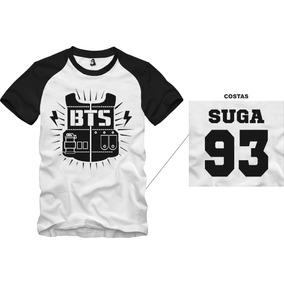 0ca8448cf6ba1 Bts Suga - Camisetas e Blusas em Minas Gerais no Mercado Livre Brasil