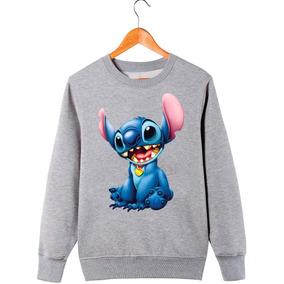 cb84ee807f5ea Blusa Lilo Stitch Feminino - Calçados