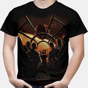 d5e89c9eb Sanduicheira Star Wars Tamanho G1 - Camisetas no Mercado Livre Brasil