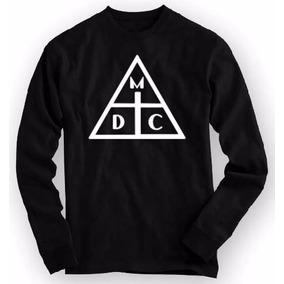 467fadb93f354 Camiseta Rapper Damassaclan Dmc Manga Longa Rap Hip Hop Top