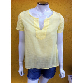 9ef02b7f50 Blusa Cigana 100 Tecido De - Blusas para Feminino no Mercado Livre Brasil