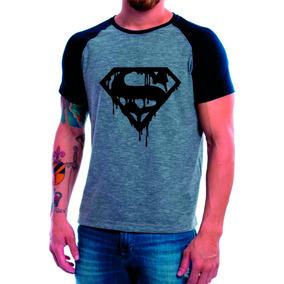 0177e88c99227 Super Man Feltro - Camisetas Manga Curta para Masculino em São Paulo ...