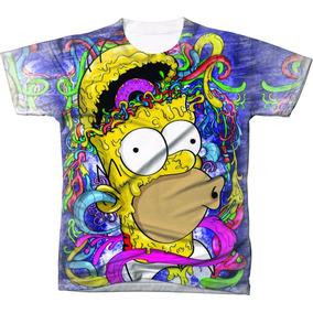 805c55e39 Homer Simpson Com A Camisa Do Flamengo - Camisetas para Masculino em ...