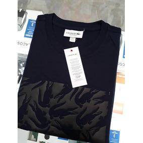 2b584d268eff0 Camiseta Lacoste Original 2019 Várias Cores Frete Grátis