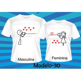 4ef421dc8 Namoro Com Proposito Camisa - Camisetas e Blusas no Mercado Livre Brasil