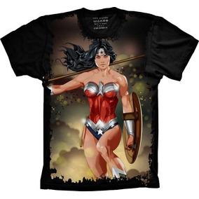 a70c07659 Camiseta Mulher Maravilha - Camisetas Manga Curta em Minas Gerais no ...