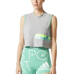 4d5d660c8ea Top Cropped Adidas Floral - Cropped Regatas para Feminino no Mercado ...