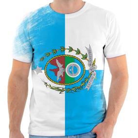 a7a8a6414 Camiseta Bandeira Do Rio De Janeiro - Calçados