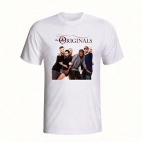 d55b650fc09 Camiseta Série The Originals Camisa Filme Personalizada