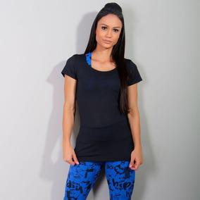 f229e0088 Camisetas Femininas Roupas Dryfit Poliamida Para Treinar