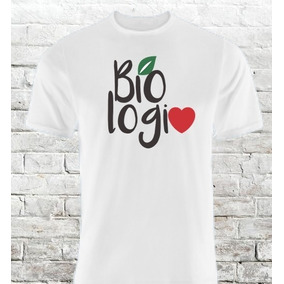 3019a641e Camisetas Universitarias Biologia Tamanho P - Camisetas Manga Curta ...