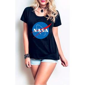 25e155752 Blusa Tumblr Nasa - Camisetas e Blusas para Feminino no Mercado ...