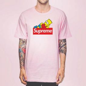 20317d789 Camiseta Bart Simpsons Homer Supreme Desenho Super Oferta!