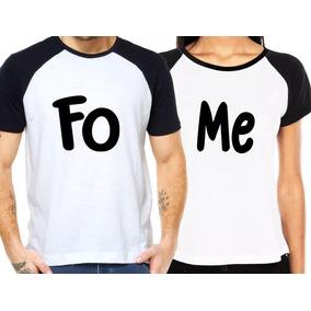 5e2bbff7b Camiseta Casal Namorado Tamanho Gg - Camisetas Manga Curta em Rio de ...