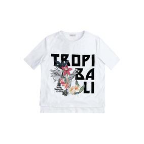 215aca476 Camiseta Mullet Cruz Flores Algodão Lojas Renner Frete R 10 ...