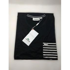e9aaa28ad9482 Camisa Lacoste Lançamento Promoçao - Camisetas Manga Curta no ...