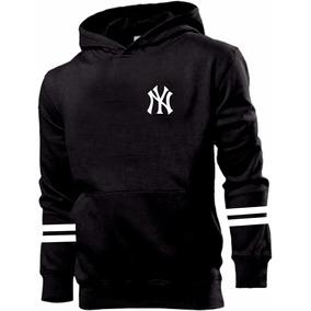 349558c75227b Blusa De Frio Moletom New York Yankees Baseball - Promoção