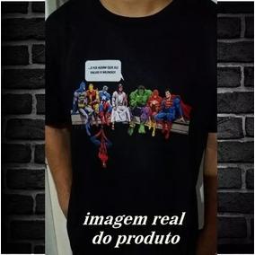 ef4d77293946b Quem Foi - Camisetas Manga Curta para Masculino no Mercado Livre Brasil