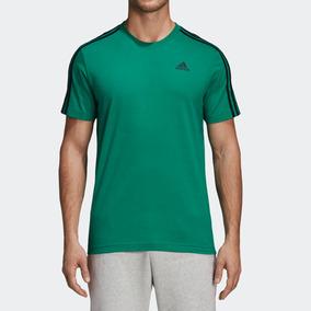 84e275e9175 Camiseta adidas Ess 3s Tee (produto Original) - Frete Grátis
