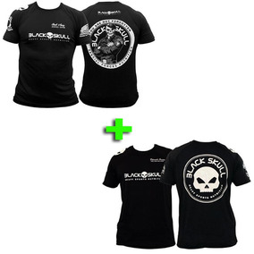 ad34594c1a76f Kit Camisetas Caveiras - Camisetas Manga Curta no Mercado Livre Brasil