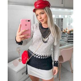 eea8f638ed Blusa De Trico Gato - Camisetas e Blusas Body para Feminino no ...