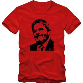 098e9294e Camisa Lula Presidente 2018 - Camisetas em São Paulo no Mercado ...