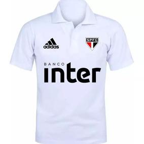 8d2a5f0528564 Camisa Camiseta Polo Torcedor Time São Paulo Lançamento 01