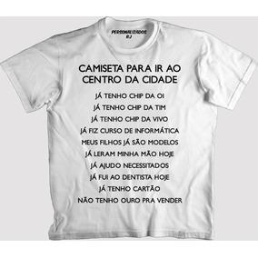 cf2143f50 Tubetes Para Personalizar Rj - Camisetas para Masculino no Mercado ...