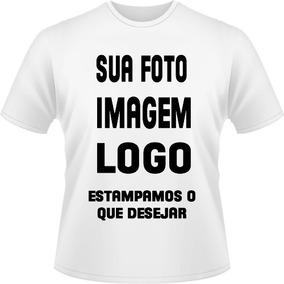 8aefbbe6701f1 Camiseta Personalizada Empresa Camisetas Blusas Manga Curta ...