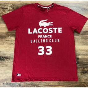 84153c255075b Jacaré Lacoste - Camisetas e Blusas no Mercado Livre Brasil