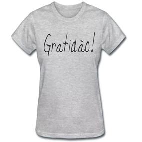 d160bd8f3 Camisetas Personalizadas Gospel Infantil (unisex) Tamanho P ...