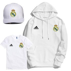 4cf9d01458525 Jaqueta Real Madrid Rosa E Branca no Mercado Livre Brasil