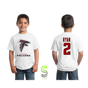 170a0c78cfc45 Camiseta Nfl Atlanta Falcons Matt Ryan 2 no Mercado Livre Brasil