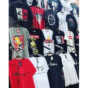 2440b6755 Camisetas Lisas Maringa Tamanho Un - Camisetas e Blusas em Curitiba ...